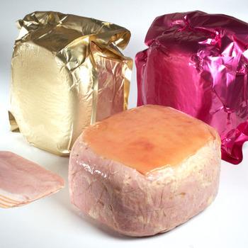 Italian ham cooked